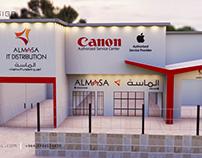 ALMASA DISTRIBUTON .CANON