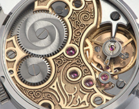 """""""L"""" and ornaments for Laine Watches 