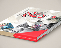 Phillips 66 Lake Charles | Book Cover Design