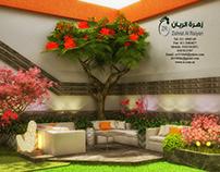 Landscape design KSA