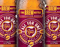 All For One IPA - The Brew Kettle & Cleveland Cavaliers