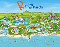 La Riviera dei Parchi.