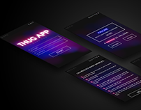 THUG APP | Application Mobile