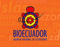 Exhibition Stand BioEcuador · Model