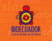 Exhibition Stand BioEcuador · Model