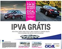 Cical Chevrolet - Ribeirão Preto