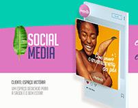 SOCIAL MEDIA | Espaço Victória