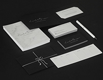 logotype & identity for beauty salon | Lash & Brow