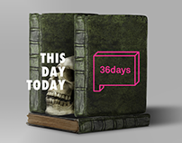 This Day Today - 36days of type