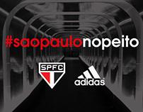 São Paulo | Adidas #saopaulonopeito