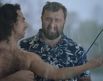 Actimel - Fishing TVC