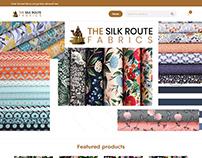 Silk Route Fabrics Website | www.thesilkroutefabrics.lk