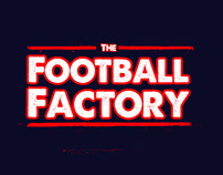 Book Cover - The Football Factory