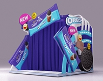 OREO Cadbury Photo Booth
