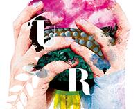 Poster Designs for Estonian Ceramists' Association