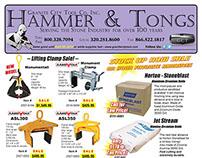 Feb-April Monument Sales 2015 Granite City Tool Flyer