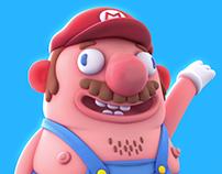 Super Mario Zink