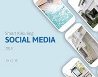 Smart Kleaning I Social Media