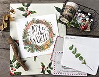 Christmas 2016 cards.