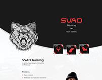SVAO Gaming Identity