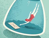 Editorial illustrations for Redbook 2