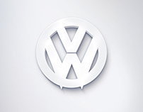 VW Fangs - Print Ad