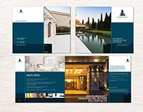 Sales Hotel Real Estate Corporate Brochure 2016