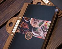 Food menu design for CYCLO