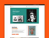 Centauria Libri - Website