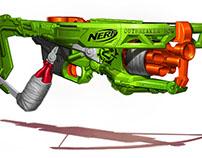 Nerf - Zombie Strike: Outbreaker Bow
