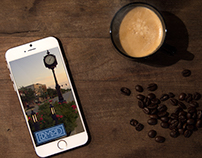 Snapchat Geofilter- Edmond, Oklahoma