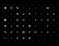 SET 01 B UNPUBLISHED / LOGO SYMBOLS