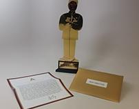 Kim Jung Un, Academy Award