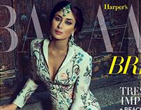 Harper's Bazaar Bride Kareena Kapoor Khan