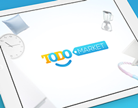 Logo for «TODO Market»