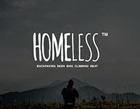 Homeless crew branding