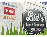 Bids Lawn & Garden