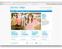 Gap Inc. Benefits Enrollment