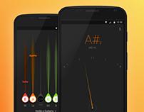 Cifra Club Tuner App