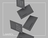 López&Co. Graphic Identity