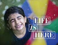 Life Is Here Campaign - PBEL City
