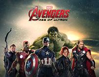 Skype & Marvel Avengers Age of Ultron
