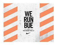 WE RUN BU 21K