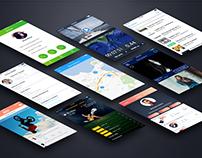 Rozdoum Mobile Portfolio