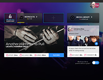 Mockup & Wireframes Game App