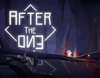 AFTER THE END / 2D Game Concept art, 2017