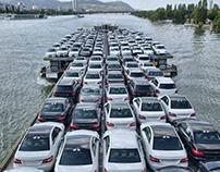Various Ways of Cars Shipping