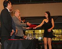 Entrega de diplomas a medallistas InterSUJ 2018