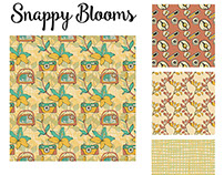 The Snappy Blooms Collection