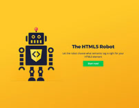 The HTML5 Robot